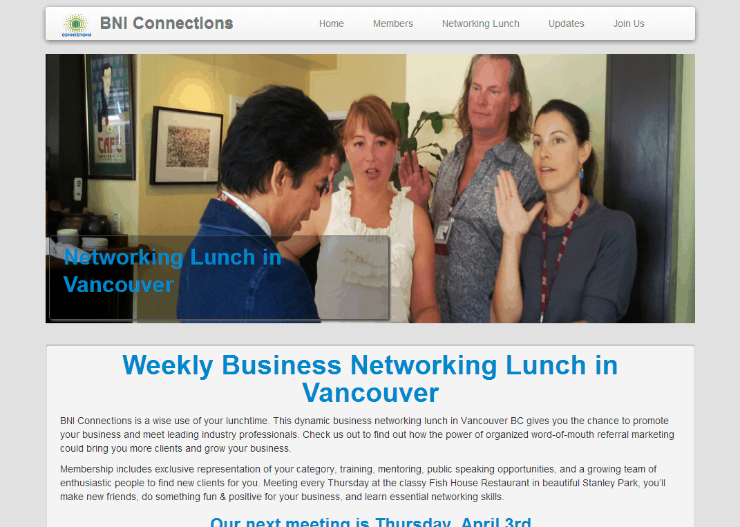 BNI Connections