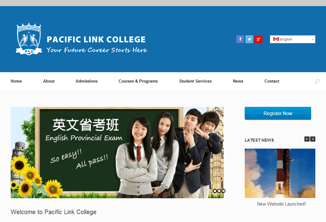 Pacific Link College