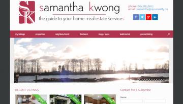 Samantha Kwong Realtor
